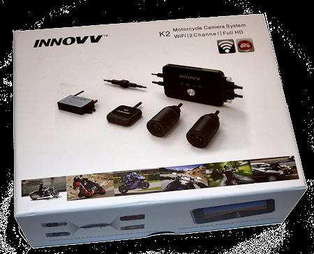 Innovv K2 Dual Camera System Review