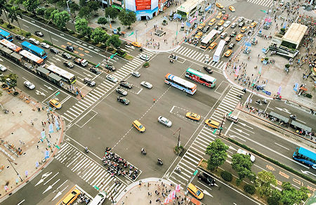 Crazy Intersection