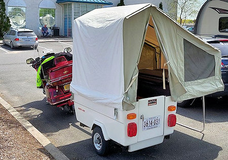 Kompact Kamp Camper