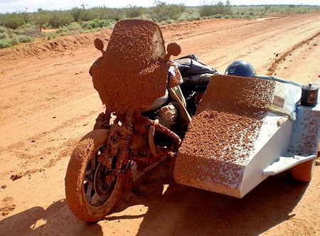 Muddy Bike