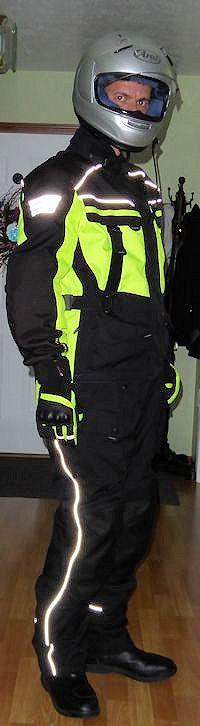 Geared up in Olympia Ranger Gear