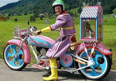 Non-Goldwing Bikes