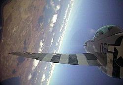 P-51 Flight