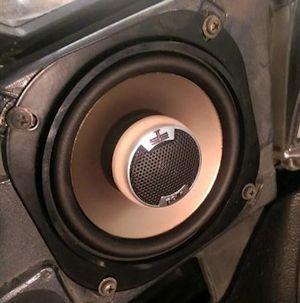 Polk Speaker on GL1500