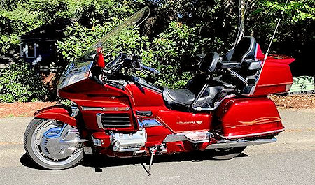 Red GL1500