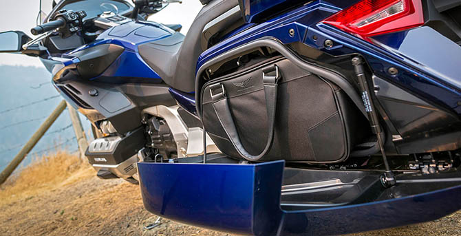 2018 Goldwing Saddlebag