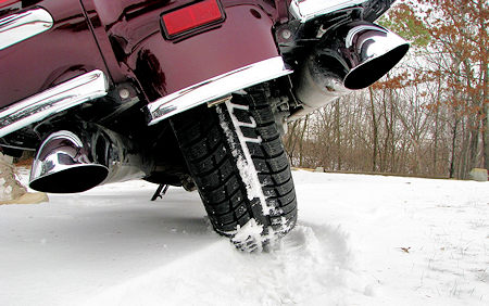 Goldwing Snow Tire
