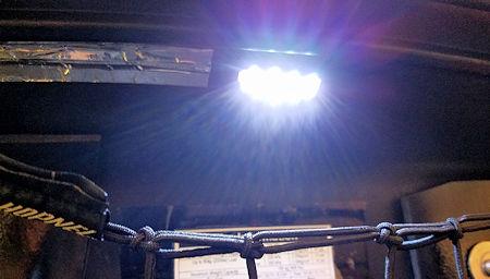 Trunk Interior Lights