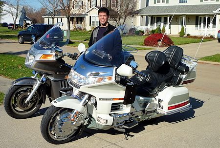 WingAdmin with his GL1100 and GL1500