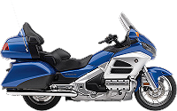 GL1800 Goldwing 2012