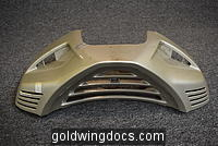 GL1500 Front lower cowl