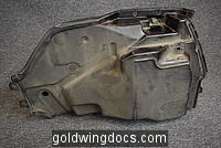 GL1500 Right Saddlebag without door