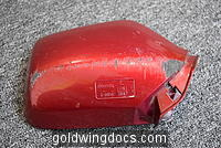 GL1500 Right hand mirror