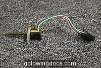 GL1500 Clock Adjustment Switch